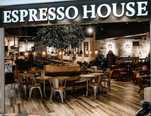 Espresso House, Backaplan